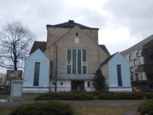 przewodnik po poznaniu- synagoga 231
