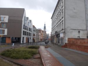 dzielnica żydowska w Poznaniu