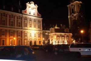 Poznań nocą 12s